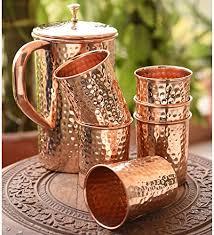 Copper Jug n Mug